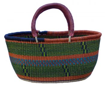 Oval Shopping Basket 2