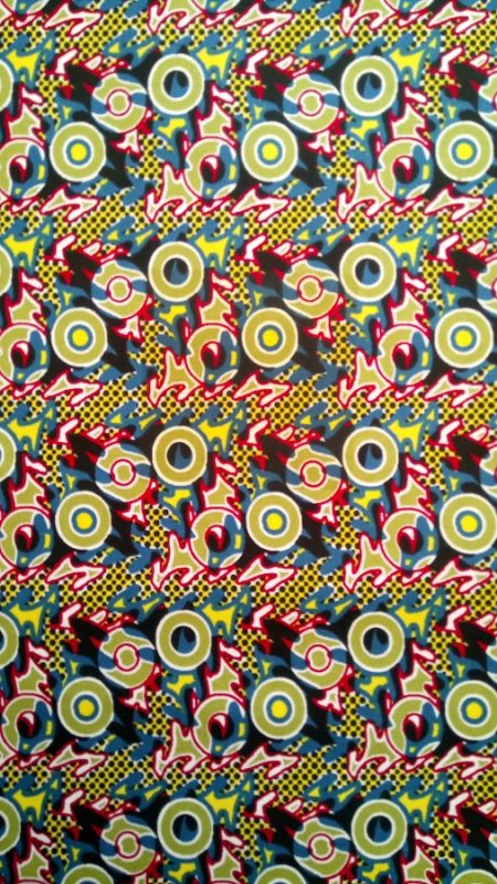 African Wax Print 1
