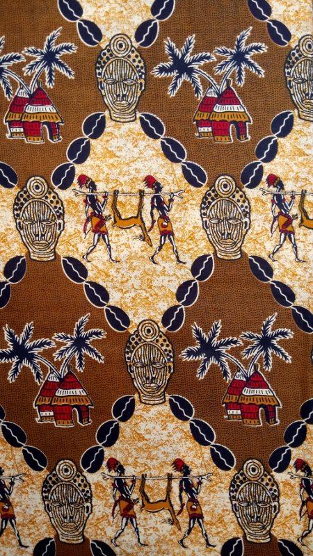 African Wax print 2