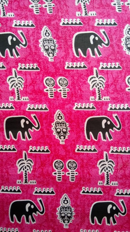 African Wax print 3