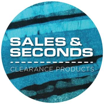Sales and Seconds