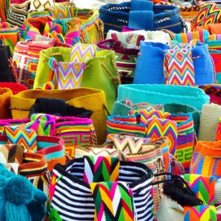 Wayuu bags / Fibre bags